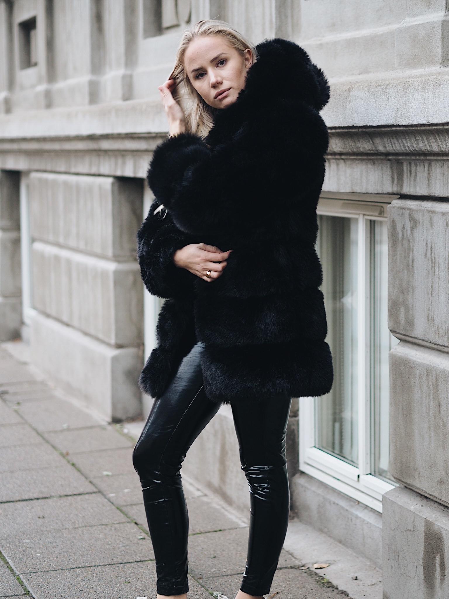 Faux fur jakker fra BYIC → De bedste forhandlere af faux